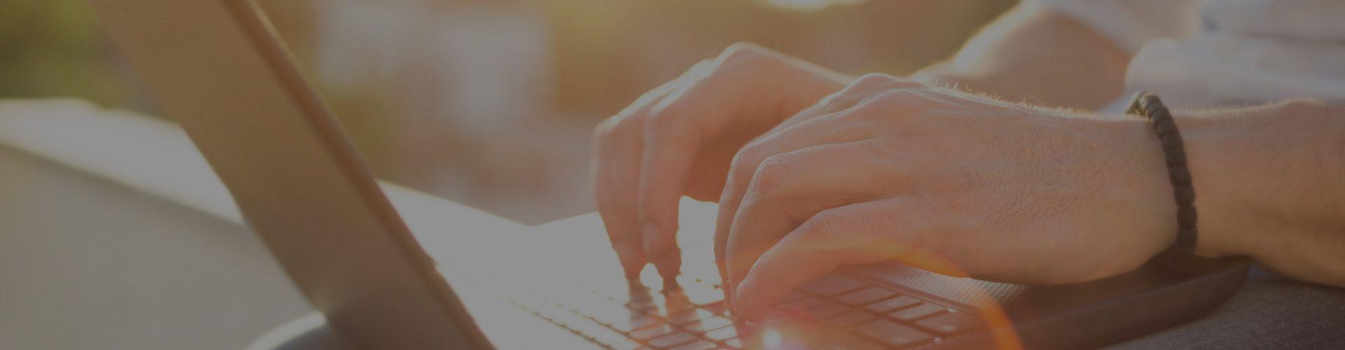 typinghands