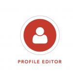 profile editor, member directory