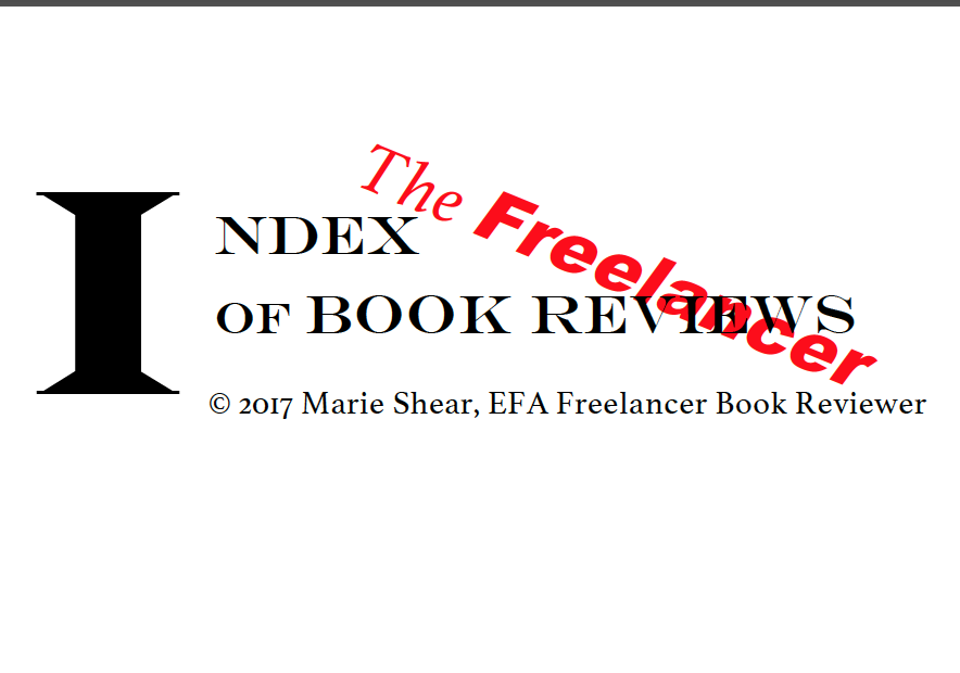 Efas Book Critic Creates Index Of Reviews From The Freelancer
