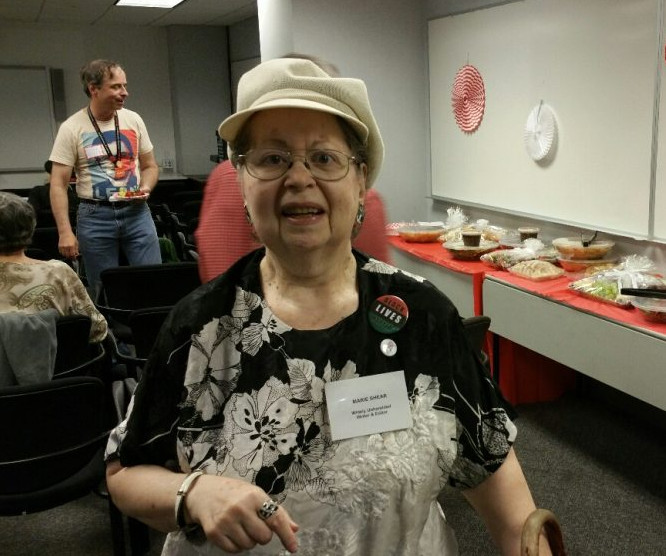 Marie Shear, 1940–2017