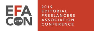 EFACON2019 - Editorial Freelancers Association News and Events