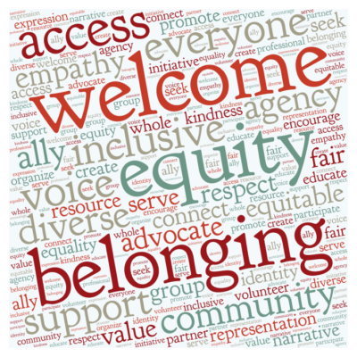 Members: Join the Diversity Initiative's Welcome Program