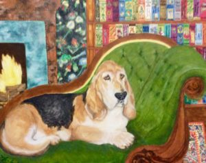 Vina Orden pet portrait