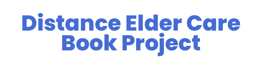 Distance-Elder-Care-Book-Project-logo