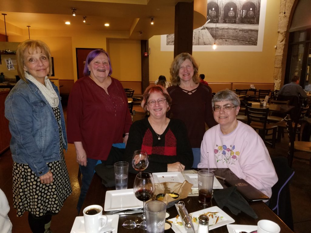 Colorado Chapter Southern Region January Happy Hour