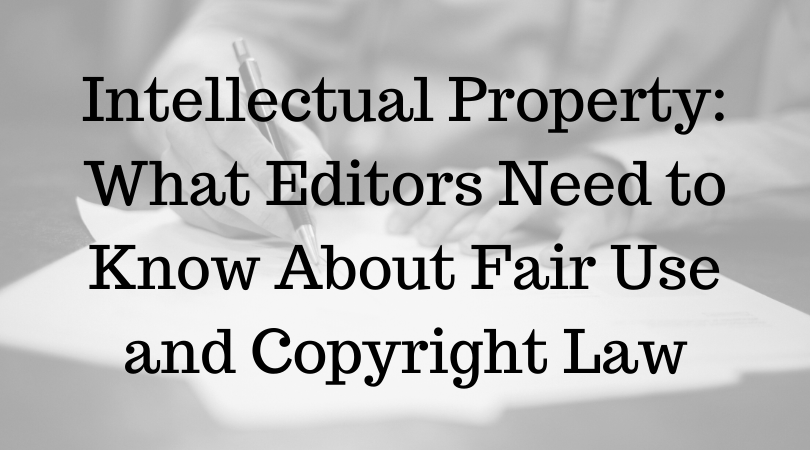 Georgia Chapter Professional Education Series Presents Attorney Jason Aquilino: What Editors Need to Know about Fair Use and Copyright Law