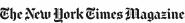 NYT Mag logo