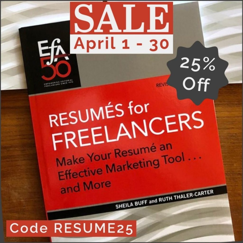 25% Off New Ebooklet in EFA's Aer.io Store Through April 30!