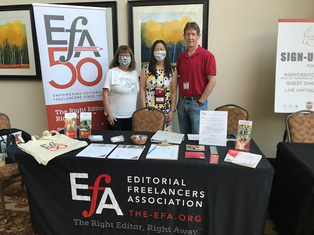 The EFA Sponsors The Quills Conference 2021 in Salt Lake City
